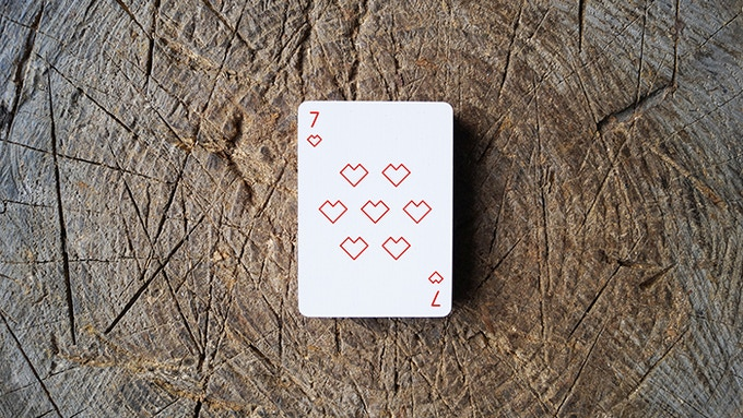 The Seven of Hearts