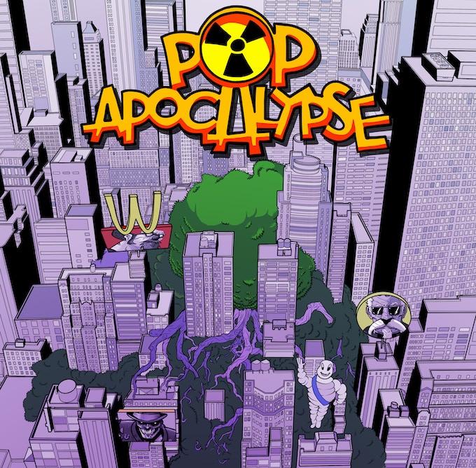 Popapocalypse Issue 1 By Matt Harding Kickstarter