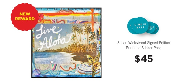 Limited Edition print by Susan Wickstrand.