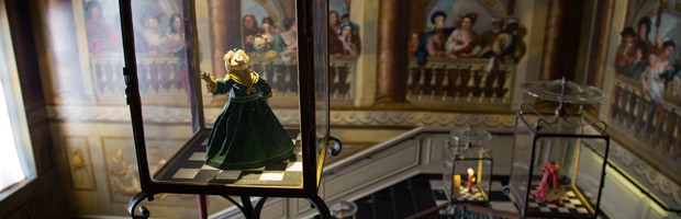 Coney's 'House of Cards' at Kensington Palace