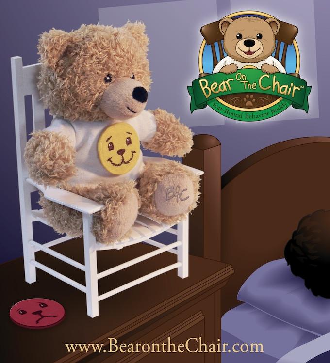 Bear on the Chair ® by James H. — Kickstarter
