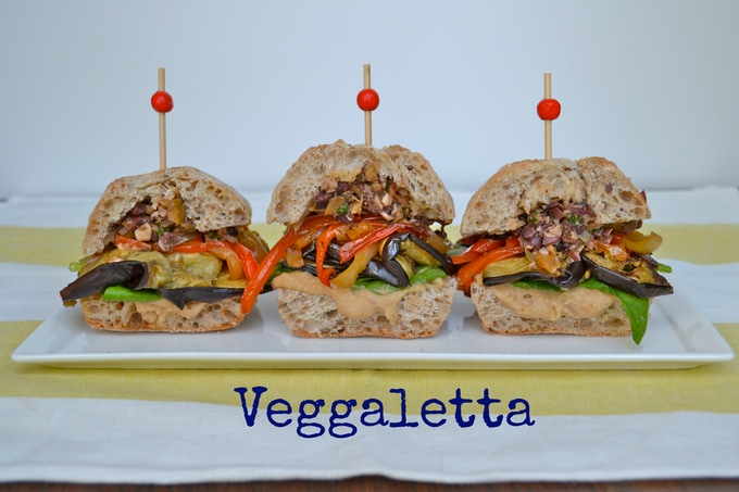 Veggaletta: a Ripe-afied version of the Muffaletta will definitely be on the menu