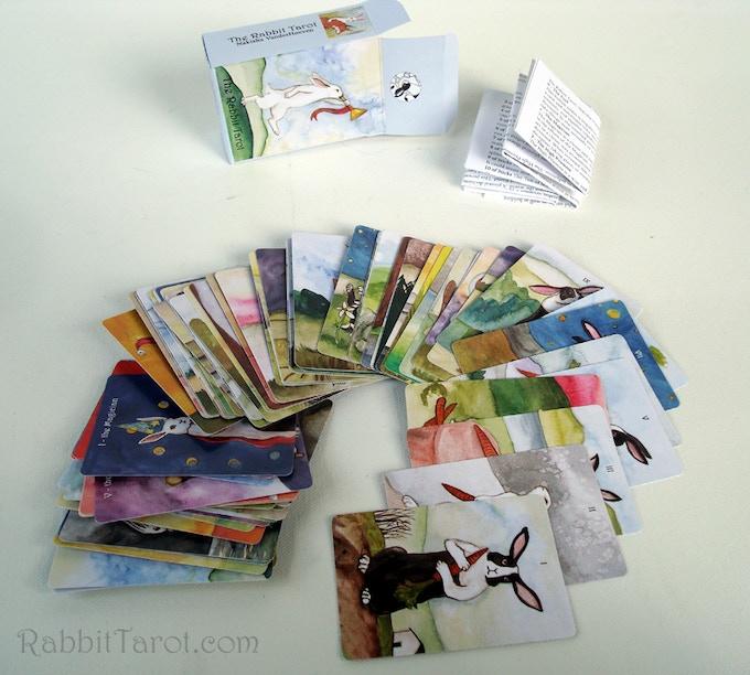 The Third Edition of the Rabbit Tarot