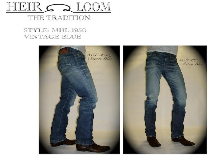 MHL - 1950 STRAIGHT LEG