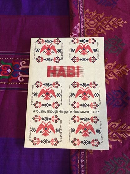 Habi: A Journey Through Philippine Handwoven Textiles is an excellent introduction to the country's weaving heritage. Photo credit: Philippine Textile Council