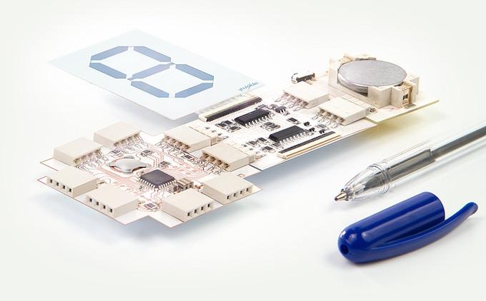 Paper-Thin Electrochromic Screen