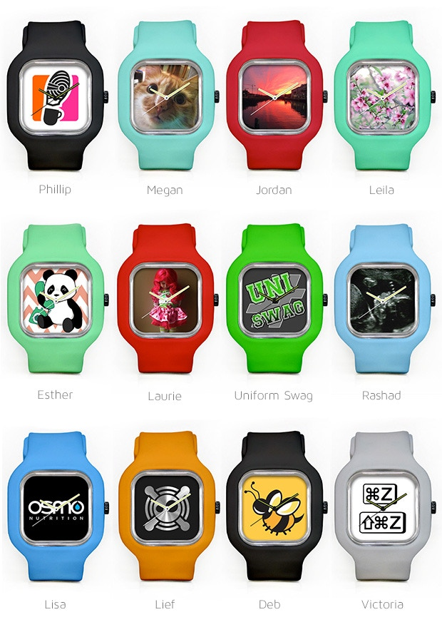 Mod To Order Design Your Own Custom Modify Watches By