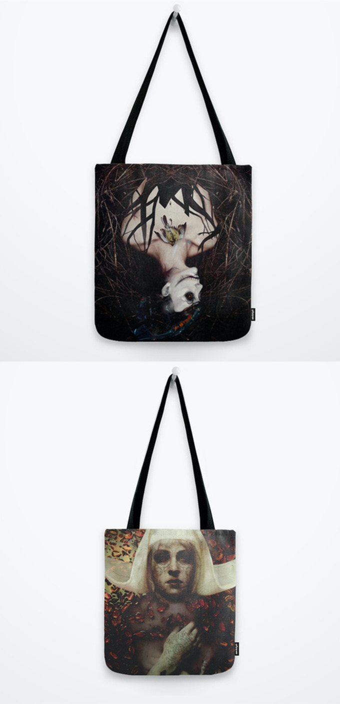 Tote Bag Mock Up