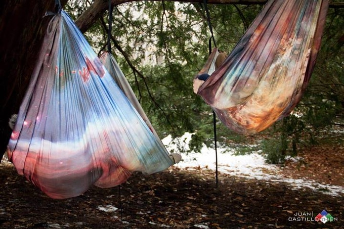The Hubble Telescope Hammocks are Out This World!