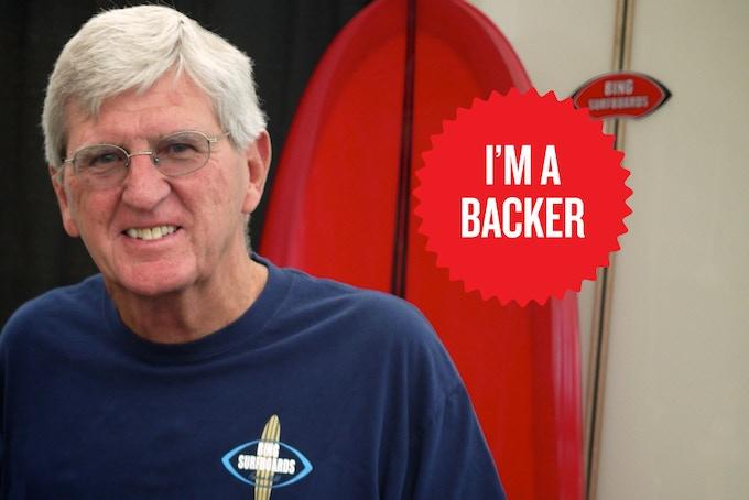 Bing Copeland, Founder of Bing Surfboards