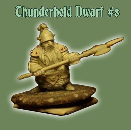 Thunderhold Dwarf #8
