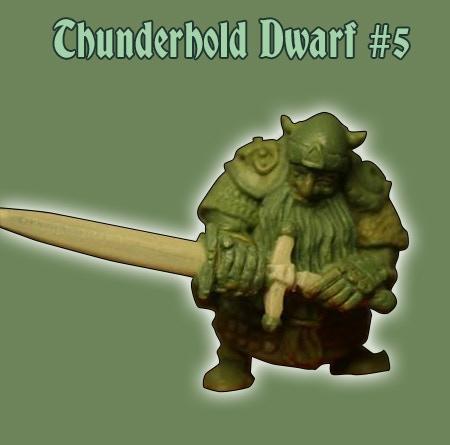 Thunderhold Dwarf #5