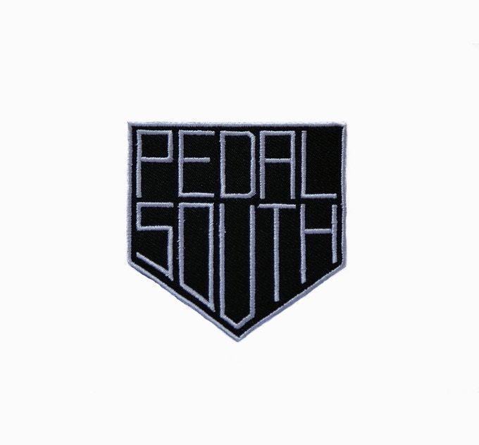 Pedal South Patch