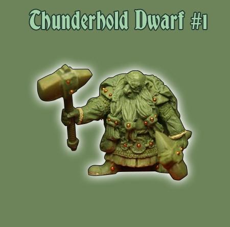 Thunderhold Dwarf #1