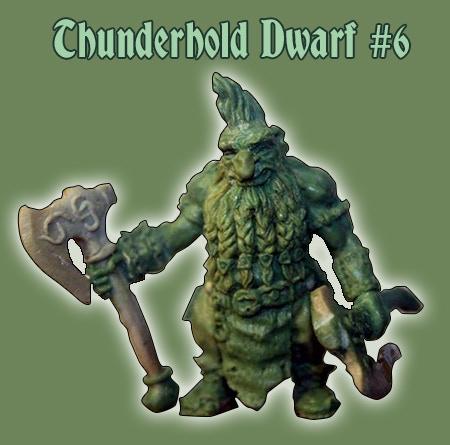 Thunderhold Dwarf #6