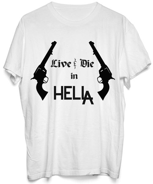 """""""Live & Die in HelLA"""""""