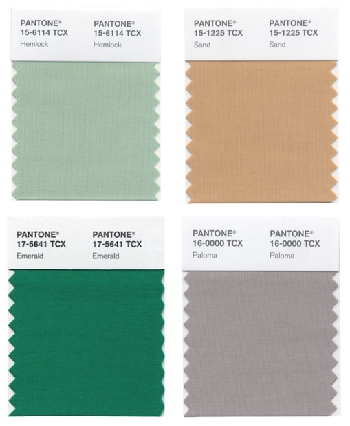 We have narrowed it down to the most popular color choices now we want to know the combination that's right for you!