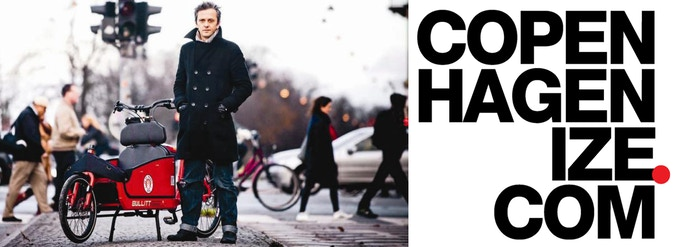 Colville-Andersen is changing the image of cyclists with the Cycle Chic movement and creating space for bikes through Copenhagenize Design Co.