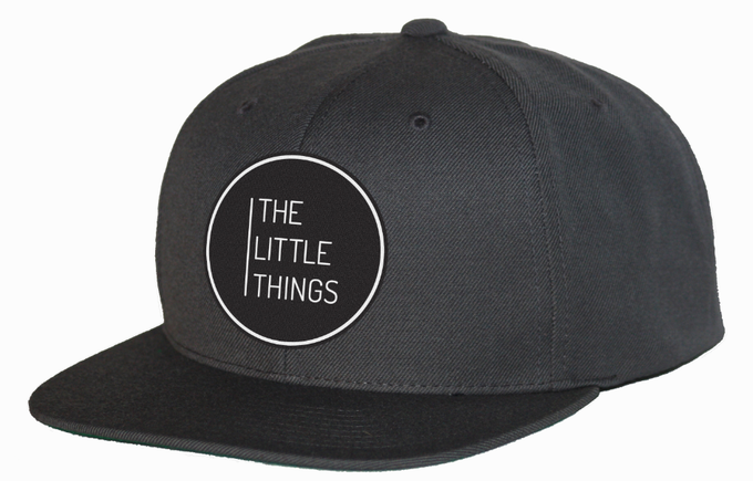 The Little Things Movie Snapback hat in Grey