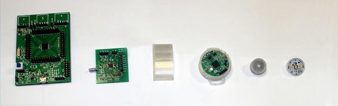 Evolution of Goccia electronics