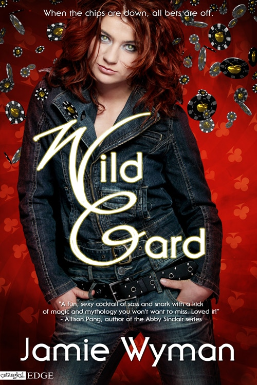 Wild Card (Entangled Edge, 2013)