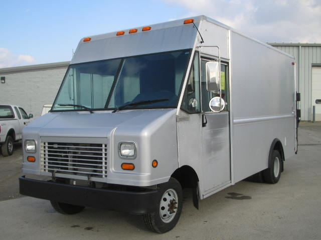I've already purchased my truck! She's a 14 ft step van I've named Wanda. But I need your help to build it out into a mobile kitchen!