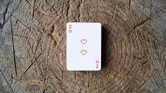 The Two of Hearts