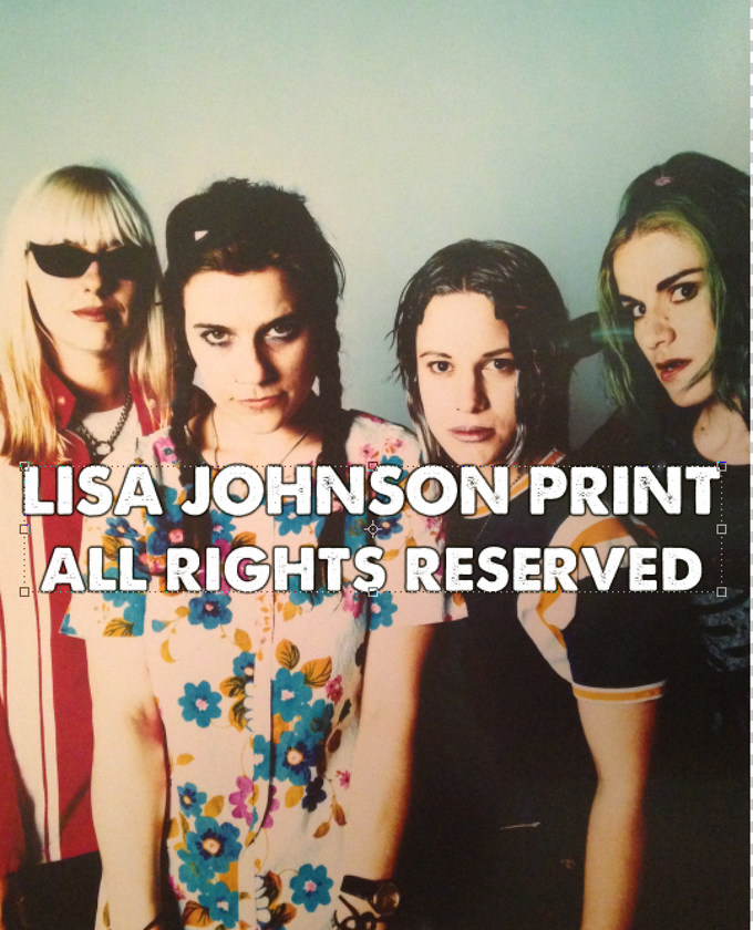 L7! - Lisa Johnson Rock Photographer - LIMITED