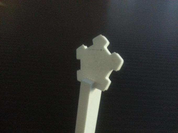 3D Printer files for making a test model.