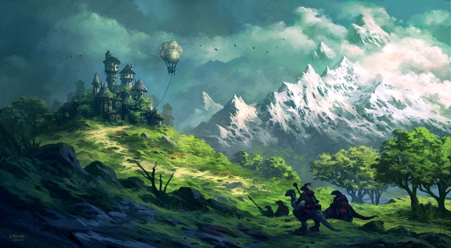 The artwork for the cover of the Compilation book, created by Andreas Rocha