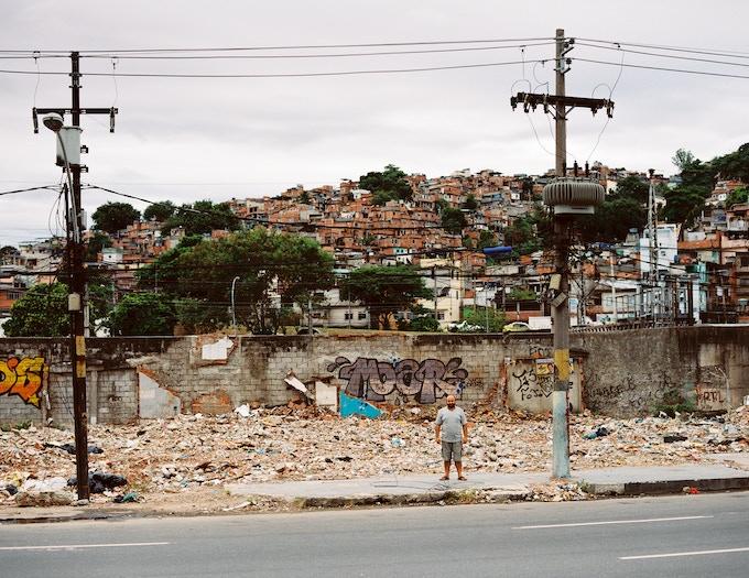 Eomar, Favela do Metro, Rio de Janeiro