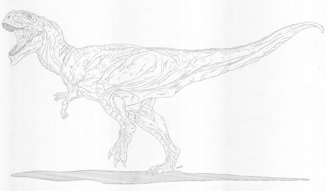 Apex Theropod Deck-Building Game by Herschel Hoffmeyer
