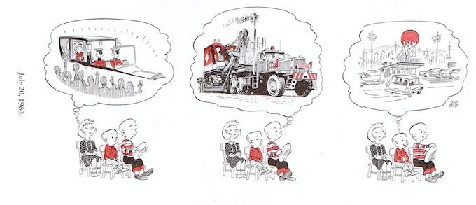 Original Doug Wright cartoon.