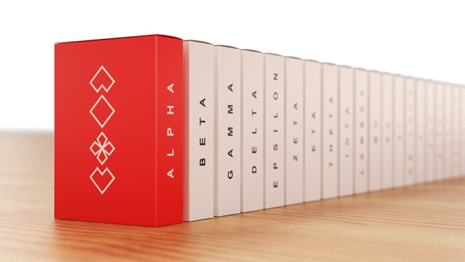 With your help Alpha will be the first deck a Collection completely designed by me and printed by Modiano