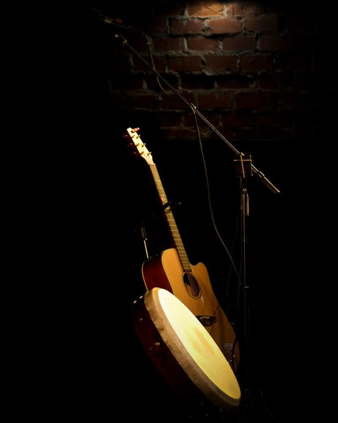 Bodhran Lessons and personal songs written just for you.