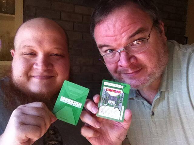 Meet Joe & Mike, the creators of GHOULASH