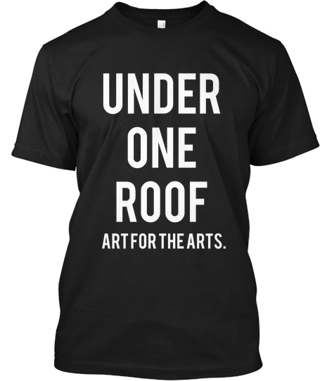 UNDER ONE ROOF TEE.