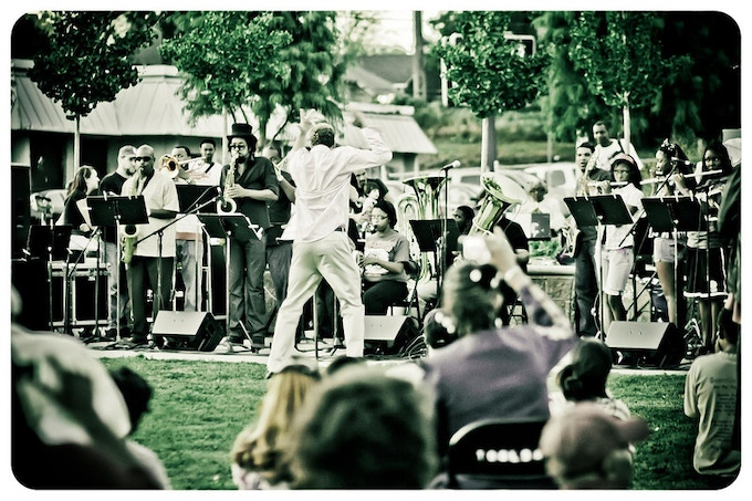 Music in the Park ATL 2011