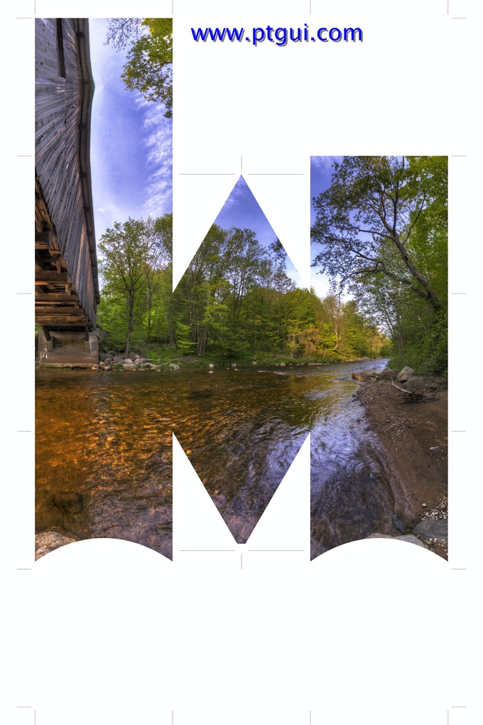 NH Panorama Covered Bridges by John Anderson — Kickstarter