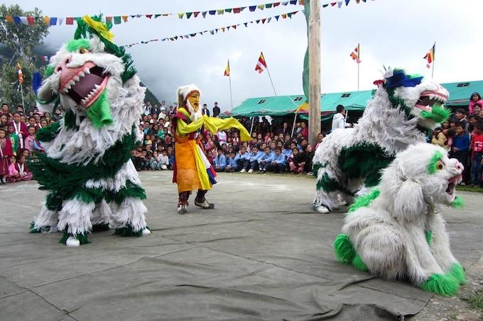 barongsai tibet