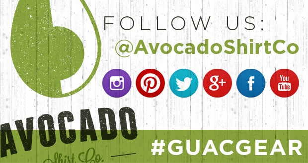 Follow us on your favorite social media network(s).