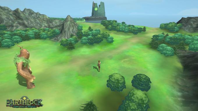 Overworld screenshot