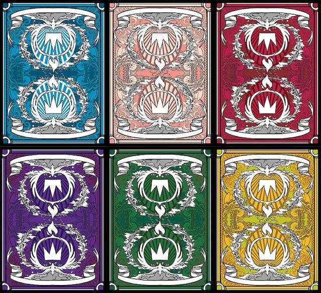 Playing Card Designs Mercenary