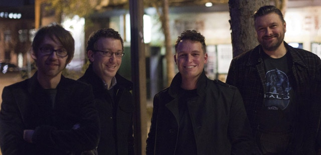 LoG's Directors: Ty Carey, Blake Mizzi, Trent Kusters & Jacek Tuschewski