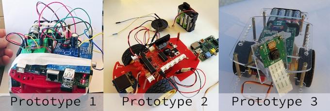 GoPiGo: The Delightful Raspberry Pi Robot by Dexter Industries