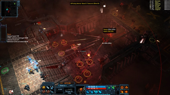 Bunker up! Some amazing advanced tactics, bunker defense action in this exclusive new Kickstarter screenshot