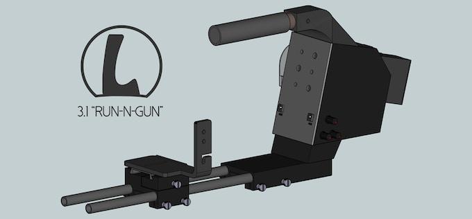 """3.1 """"Run-N-Gun"""""""