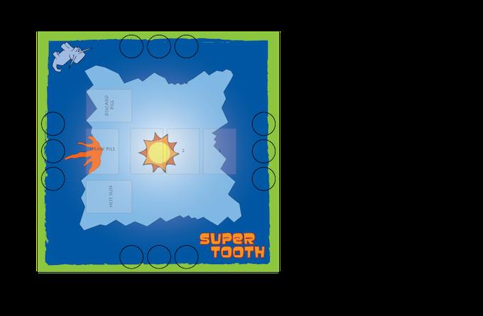 Landscape Game Board Prototype