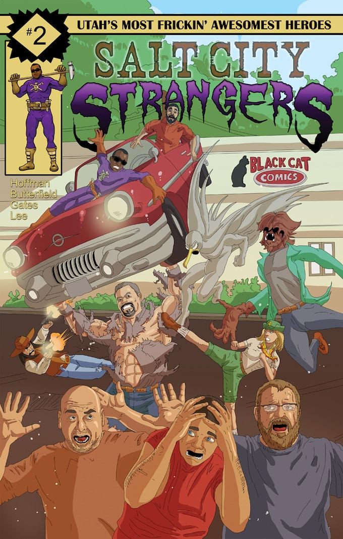 SCS #2 Kickstarter Cover