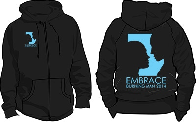 Embrace Hoodie Design
